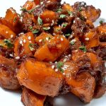 Low sodium candied carrots