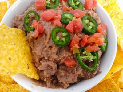 Low Sodium Refried Beans